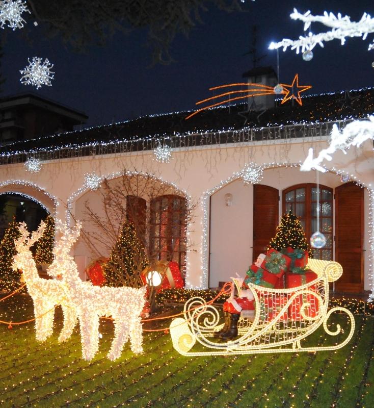 Lapponia E La Casa Di Babbo Natale.La Casa Di Babbo Natale Lapponia No Melegnano