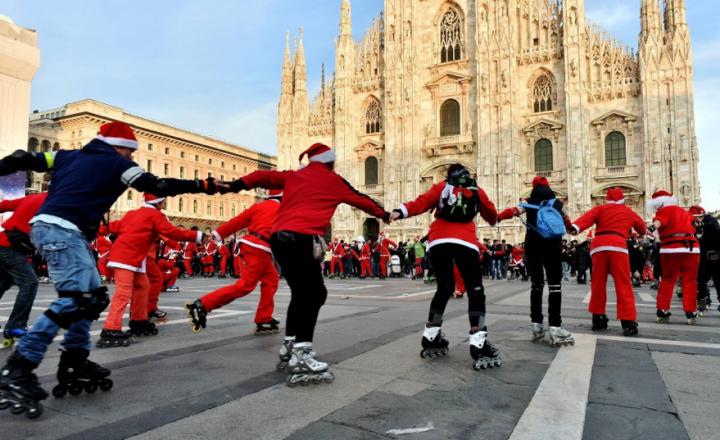 Babbo Natale versione milanese